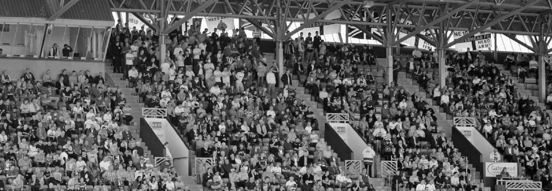 Gateshead fans