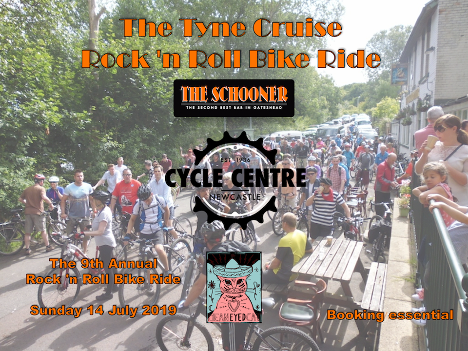 The 9th Annual Rock N Roll Bike Ride
