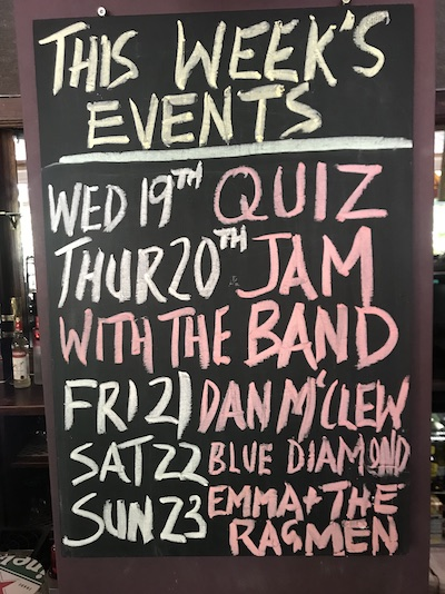 Events at The Schooner Pub in Gateshead